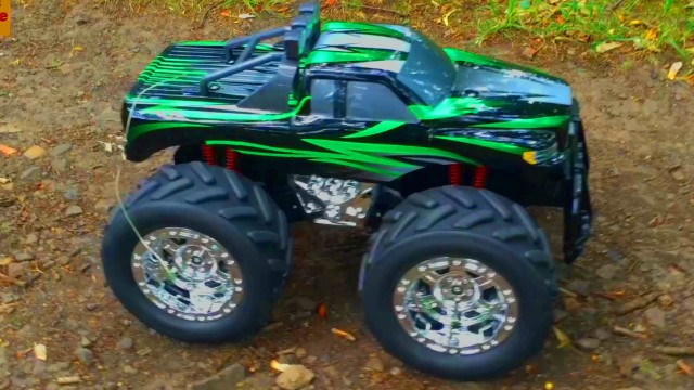 Monster Truck for Kids Remote Control Car