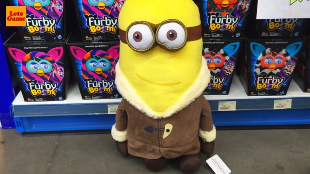 Toys Minions and Pony for Kids
