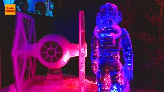 Ice Star Wars Belgium