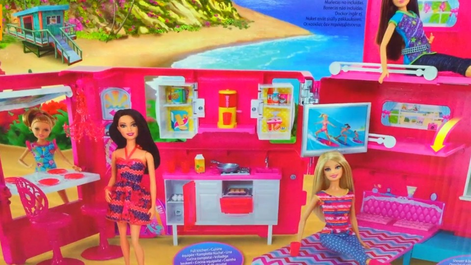 Kids Toy Store — Barbie Dolls