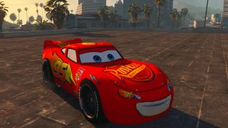 Voiture Disney Cars Pixar