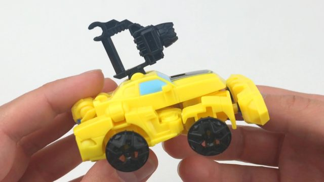 Openin Toys Transformers Dinobot Riders Bumblebee