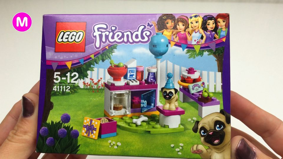 Opening Lego Friends Toys