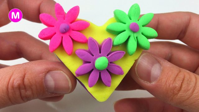 Plasticine Play-Doh Video for Girls