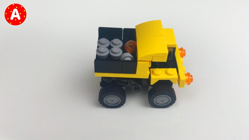 Car Toy Lego Creator for Boys