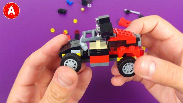 Car Toy Lego Creator for Boys