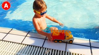 Little Boy Adam Having Fun in Turkey #10