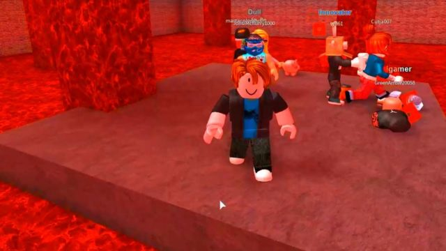 Little Boy Adam Playing Roblox Epic MiniGames Gameplay — Games for Kids and Toddlers